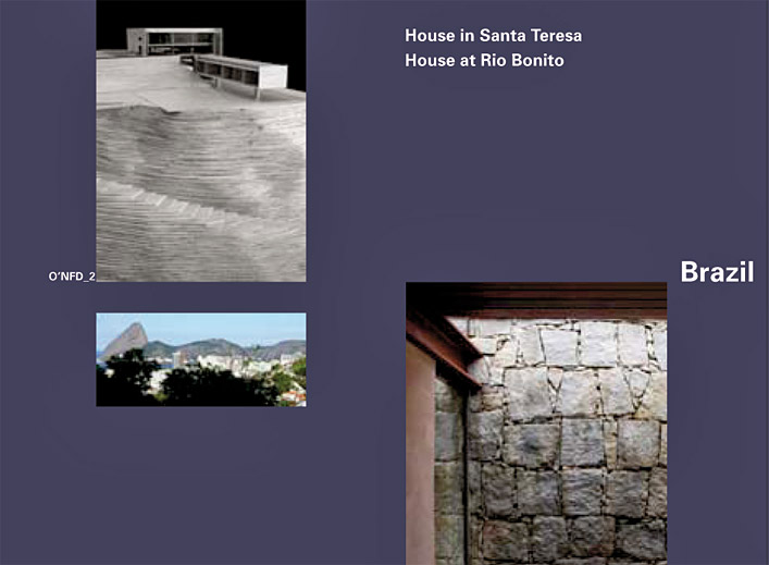 Brazil. House in Santa Teresa| 2008 by Angelo Bucci 7 House at Rio Bonito| 2003 by Carla Juaçaba