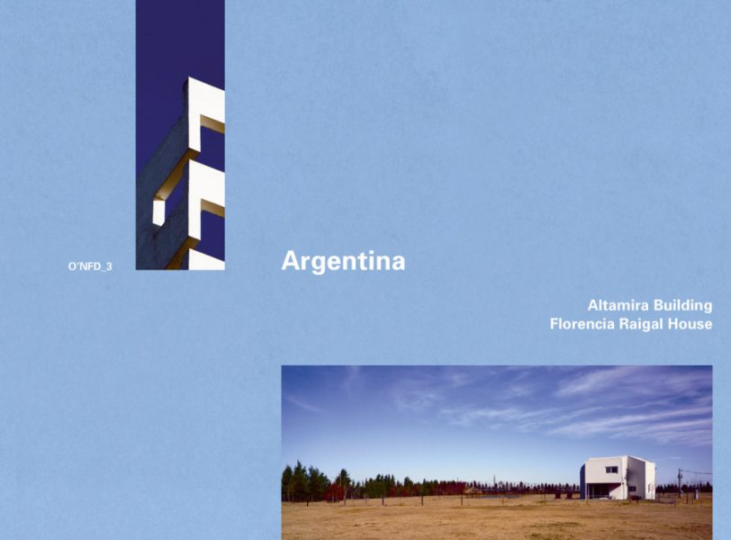 Argentina. Altamira Building| 1998–2001 by Rafael Iglesia / Florencia Raigal House| 2005–2006 by Marcelo Villafañe