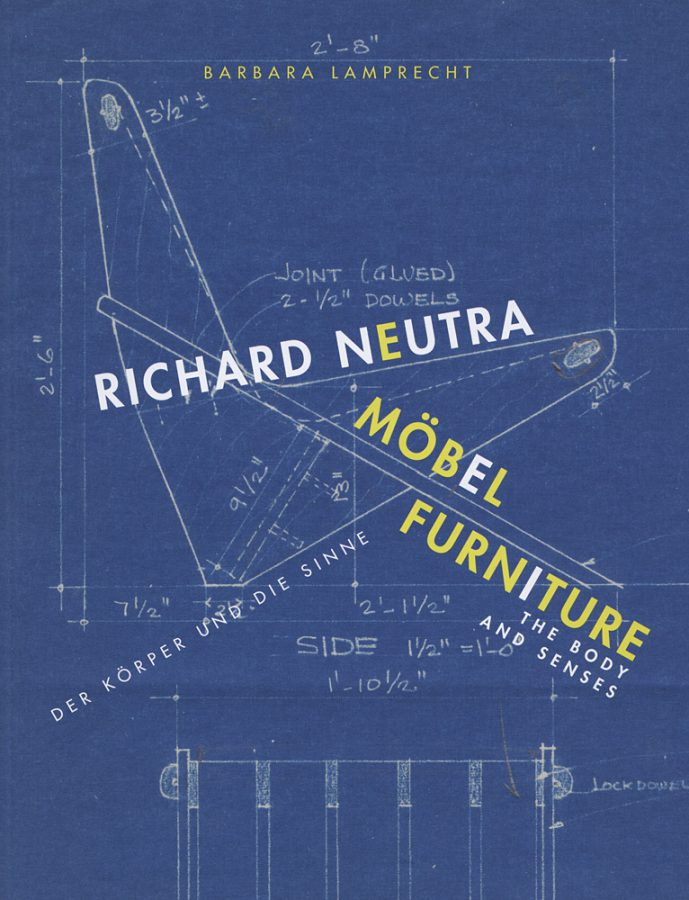 Richard Neutra. Möbel